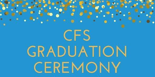 Central Film School Graduation 2019