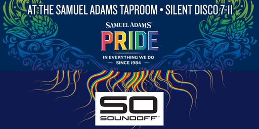 Pride After Party: Silent Disco with Sound Off Cincinnati
