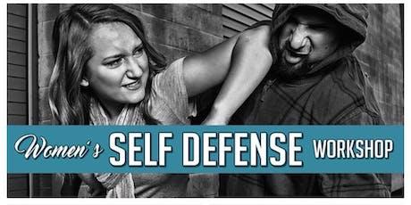 Warrington Charity Women's Self Defence Workshop & Prosecco Night tickets