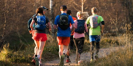 Never Stop Manchester - Trail Run Exploration tickets