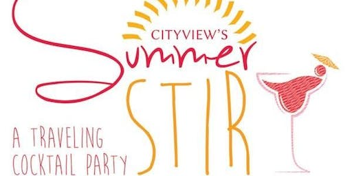CITYVIEW'S SUMMER STIR