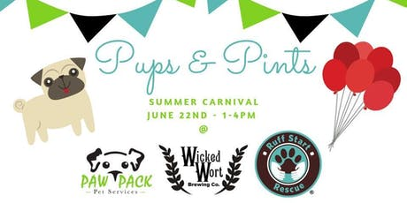 Pups & Pints tickets