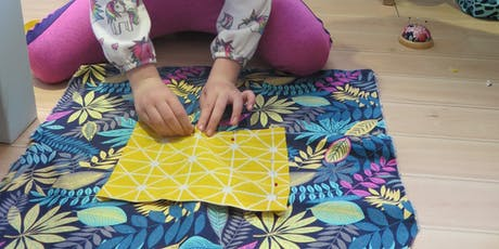 Sew an Apron Workshop (7-12 year olds) tickets
