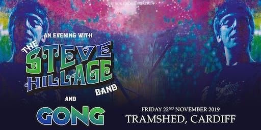 Steve Hillage Band (Tramshed, Cardiff)