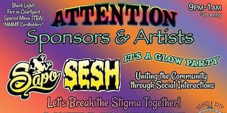 Sapo Sesh - June 29th tickets