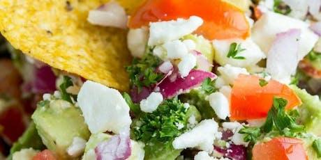 Make and Take- Avocado Feta Dip tickets