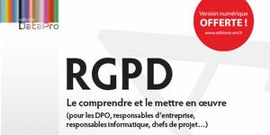 Un an d'application : bilan et perspectives du RGPD