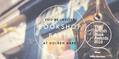 GOLDEN HARE PARTY: Celebrate with us! tickets