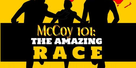 Monsignor McCoy 101: Amazing Race Style (2019) tickets