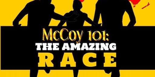 Monsignor McCoy 101: Amazing Race Style (2019)