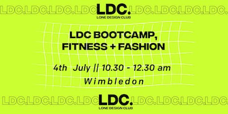 LDC BOOTCAMP, Pilates on the Common tickets