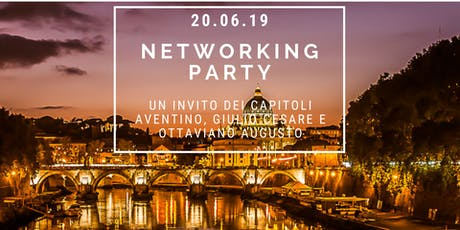 Networking Party tra professionisti e imprenditori biglietti