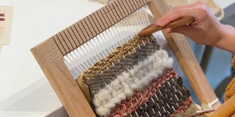 Into to Weaving: A Beginner's Weaving Workshop tickets