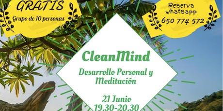 Desarrollo Personal y Meditación CleanMind entradas