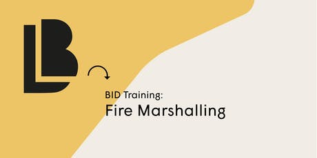 Fire Marshal Training  tickets