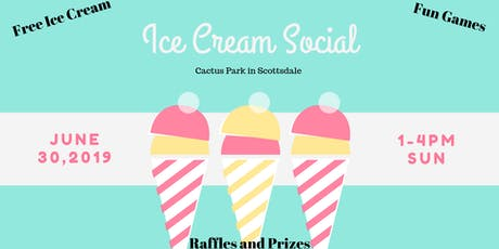Ice Cream Social Community Event tickets