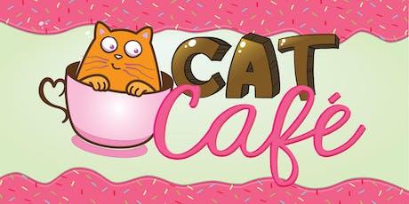 Cat Café tickets