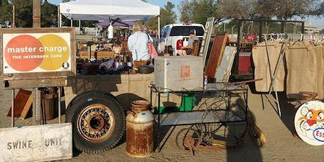 Central California Antique Flea Market tickets