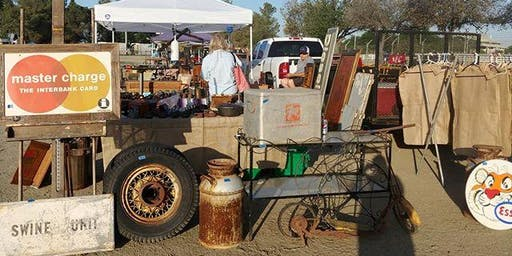 Central California Antique Flea Market