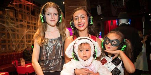 Kids Halloween Silent Disco! (First 100 RSVPs FREE)