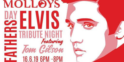 Father's Day Elvis Tribute Night with Tom Glison