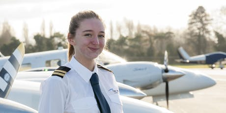 CAE Become a Pilot - Brussels Info Session (Dutch) tickets