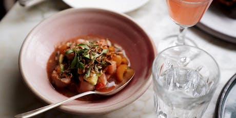 CEVICHE MASTERCLASS AT CHICAMA tickets