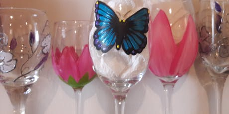 Glass Painting Class tickets