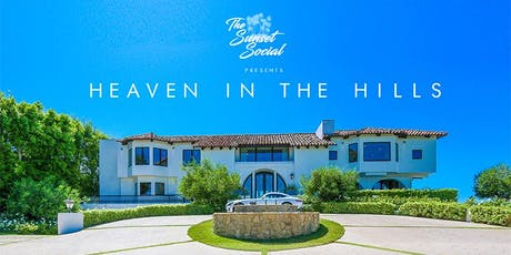 Heaven In The Hills The All White Party BET Awards weekend in Beverly Hills tickets