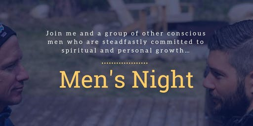 Presence and Purpose: Men's Night Workshop