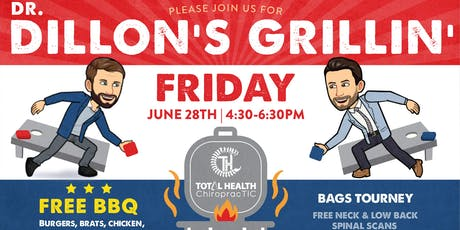 1st Annual Dr. Dillon's Grillin' Bags Tournament tickets