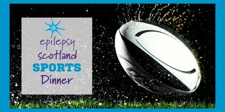 Epilepsy Scotland Sports Dinner tickets