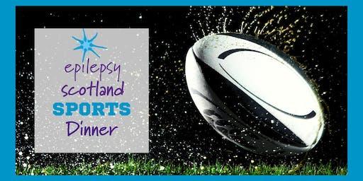 Epilepsy Scotland Sports Dinner