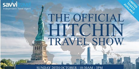 The Hitchin Travel Show tickets
