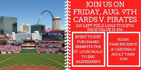 Alzheimer's Night at the Ballpark! tickets