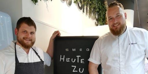 Kochdinner mit Frederic Morel