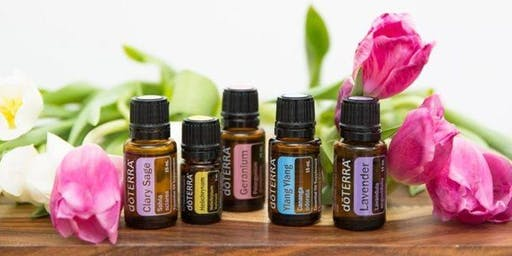 DōTERRA Rollerbottle Make and Take & Essential Oil Class