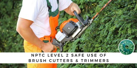 NPTC Level 2 Safe Use of Brush Cutters & Trimmers tickets
