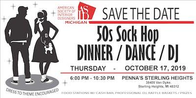 50s Sock Hop Dinner Dance