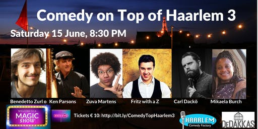 Comedy on Top of Haarlem 3