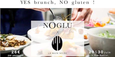 Brunch La Main Noire X NoGlu billets