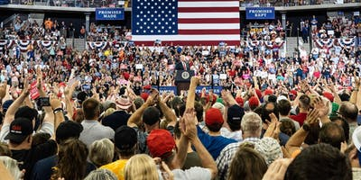 President Trump Re-Election Announcement Watch Party