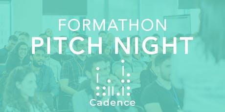 Formathon Pitch Night tickets