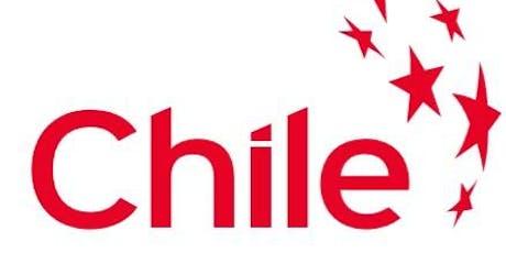 Cóctel Smartcities México-Chile 2019 entradas