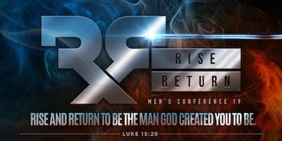 Rise & Return Men's Conference 2019