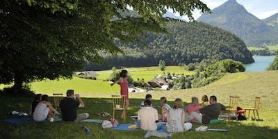 Schauspiel & Improwochenende am Wolfgangsee