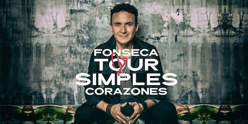 Fonseca - Tour Simples Corazones TORONTO