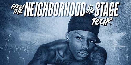 Quando Rondo - From the Neighborhood to the Stage Tour W / T.Fonz/ ONS tickets