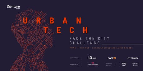 Urban Tech - Face the city challenge biglietti