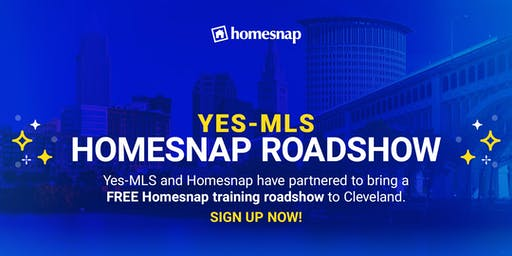 Yes-MLS Homesnap Roadshow